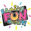 Family Fun Night on Friday