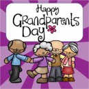 Grandparents' Day is Tomorrow, February 3rd
